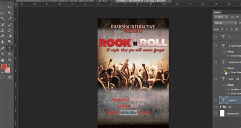 flyer design tutorial photoshop cs6 how to design a flyer using photoshop cs6
