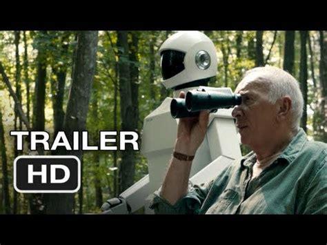 film robot en frank robot and frank trailer starring frank langella susan