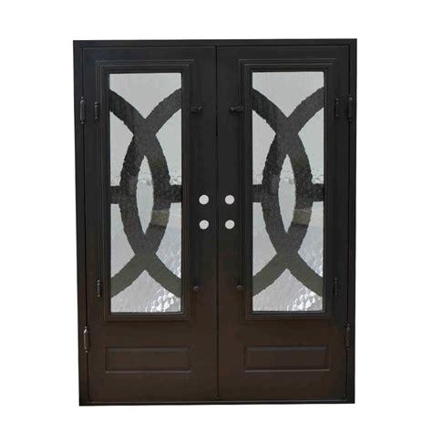 exterior wrought iron doors grafton exterior wrought iron glass doors eclipse