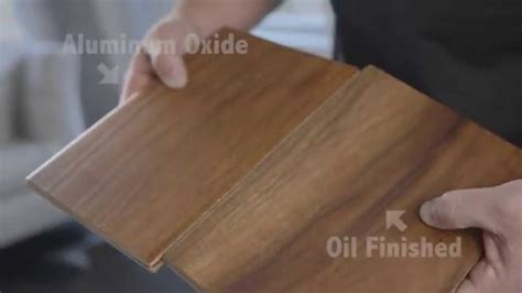 what is aluminum oxide finish on hardwood flooring differences between aluminum oxide and finished