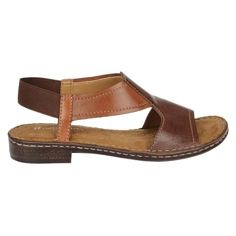 brown sandals naturalizer women s ringo sandals in bridal brown cognac
