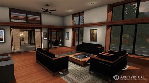 home design realistic games forest home architectural visualization real estate simulation