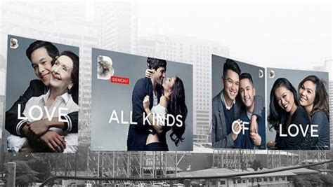 bench clothing philippines new billboard on edsa breaks new ground love all kinds of