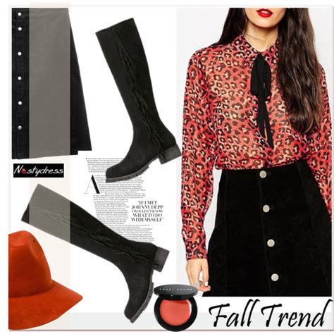blouse your boots ways to blouse your boots leopard trim blouse