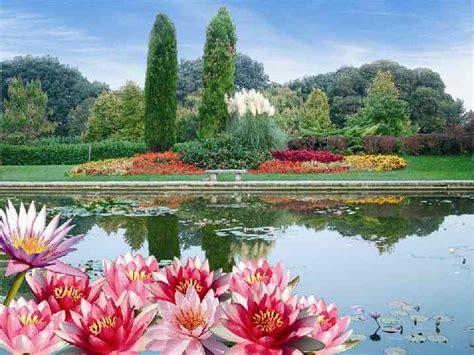 giardino di sigurta foglie dello stesso albero fiori dello stesso giardino