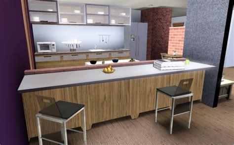 sims 3 cuisine davaus cuisine moderne sims 3 avec des id 233 es