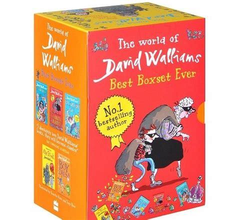 libro the world of david libro the world of david walliams best boxset ever di david walliams