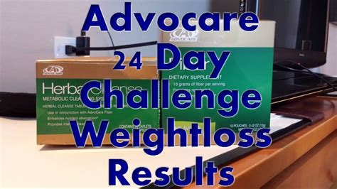 advocare reviews 24 day challenge advocare 24 day challenge results