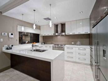modern u shaped kitchen designs u shaped kitchen designs