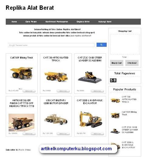 ebook membuat toko online dengan joomla membuat toko online dengan script toko online blogspot