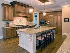 Kitchen Center Island Cabinets Cwp Custom Kitchen Center Island Custom Range Hood Granite