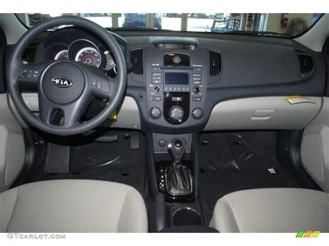 car engine repair manual 2011 kia forte interior lighting 2011 kia forte lx stone dashboard photo 39688019 gtcarlot com