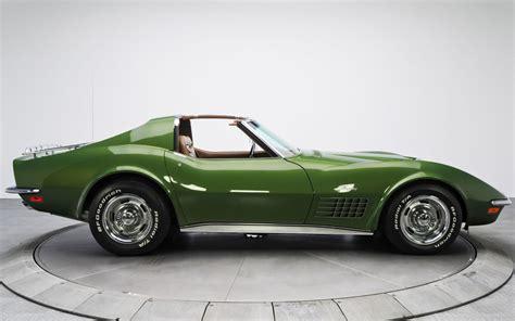 Clasic 05 D Green 10 5 1970 chevrolet corvette stingray corvette c3 stingray