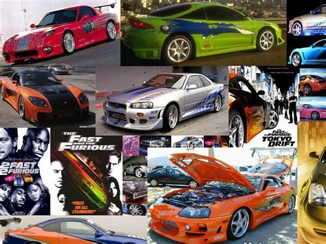 fast and furious car list fast furious cars gallery autos post