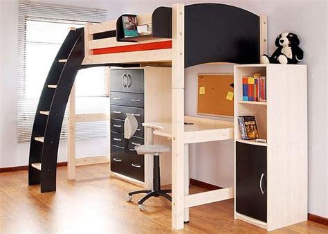 Decoist Bunk Beds Loft Beds With Desks Underneath