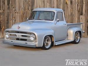 53 Ford F100 1953 Ford F 100 Rod Network