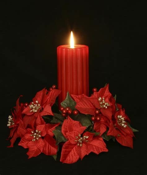creative christmas holiday candles family holidaynetguide  family holidays   internet