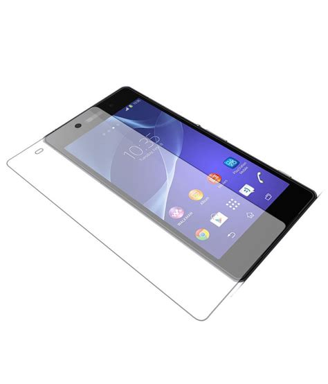 Tempered Glass Sony Xperia All Tipe Temperedglass Xperia All Tipe casetech tempered glass for sony xperia c buy casetech