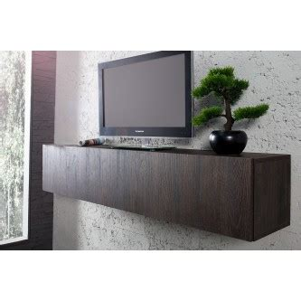 Merveilleux Meuble Tv Et Rangement #2: etagere-murale-tv-design-wenge-cubozo.jpg