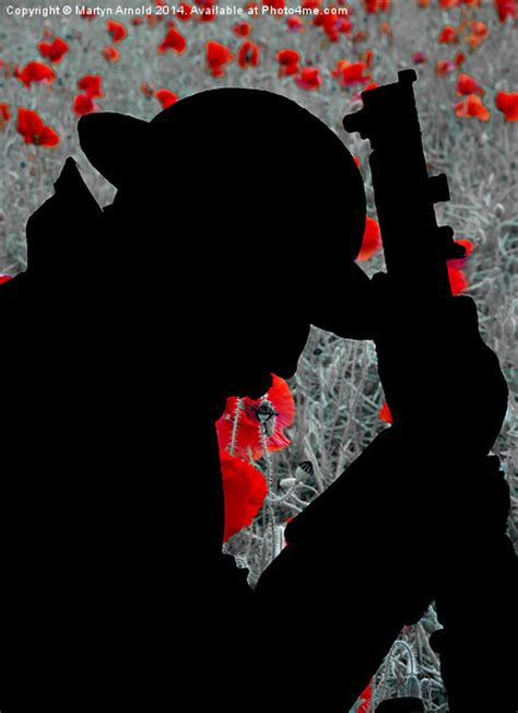 ww soldier  poppies canvas prints wall art  sale