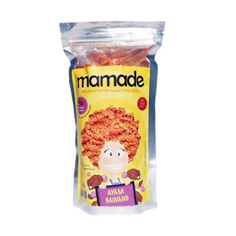 Murah Grosir Mamade Makaroni 160grm Jual Mamade Makaroni Murah The Snacks