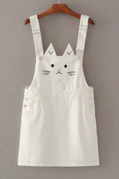 Nzam St Overal Skirt inspiration 2017 makecookies cutest items for u cat overall skirt cat