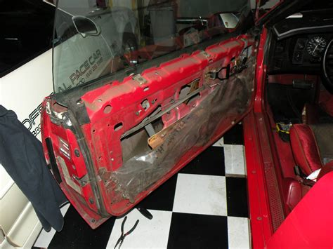Interior Door Weather Stripping 87 Iroc Door Panel Weather Stripping Refurbishing Third Generation F Message Boards