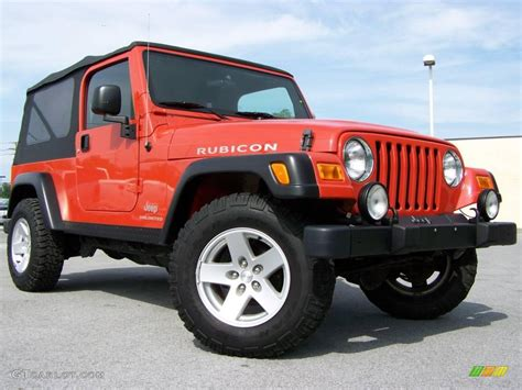Image Gallery Orange Rubicon