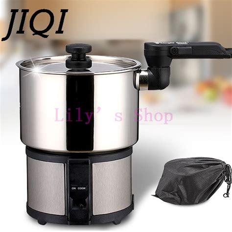Electric Mini Steamer mini mini electric steamer pot small saucepan portable