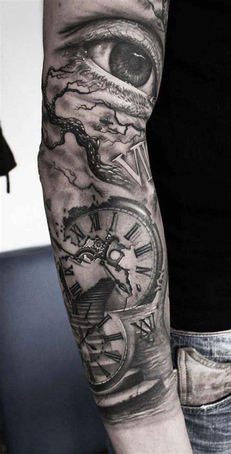 tattoo eye with clock 35 eye tattoo designs ideas design trends