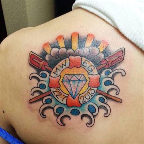 diamond tattoo on shoulder 19 diamond tattoo designs ideas design trends