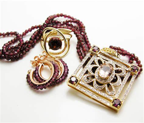start the new year with a garnet leo hamel jewelers