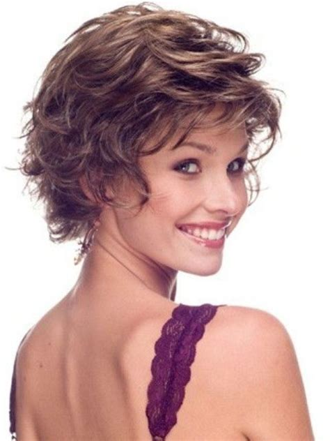 short curly hairstyles for older women leaftv 108 best images about hair on pinterest wavy hair