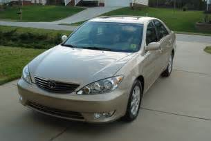 2005 Toyota Camry 2005 Toyota Camry Xle Colors