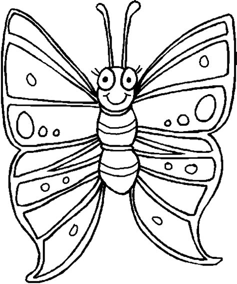 Bug Coloring Pages insect coloring pages coloringpagesabc