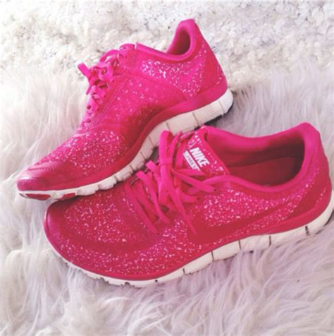 nike sparkle running shoes shoes nike free run pink free run glitter sparkle