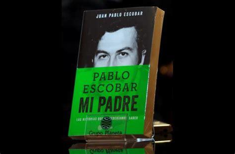 pablo escobar mi padre libro completo pdf hijo de pablo escobar publica libro sobre su padre noticias telesur