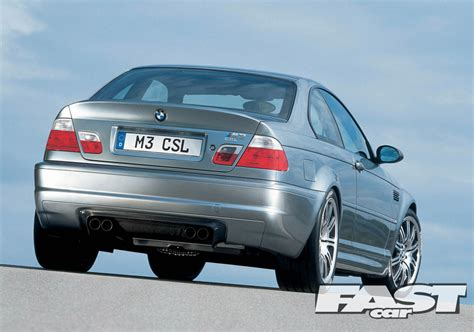 how fast is bmw m3 bmw m3 csl buying guide fast car