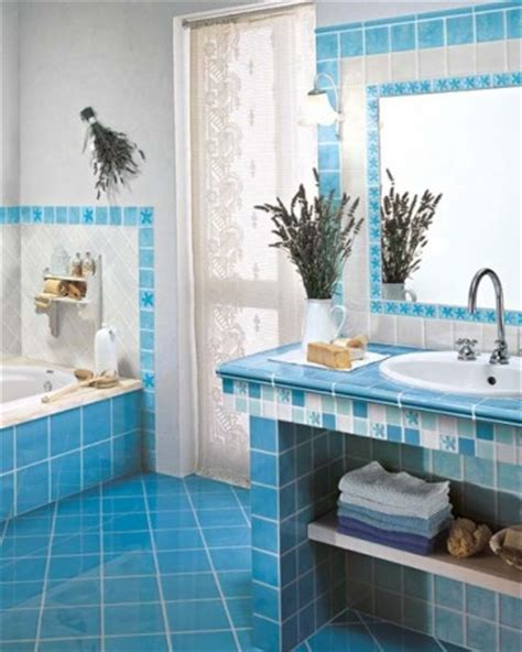 blue and coral bathroom blue coral bathroom design ideas beautiful blues pinterest