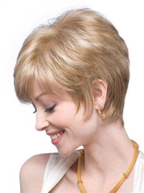 short hair wigs for older women wigs for older women grey thinning hair short hairstyle 2013