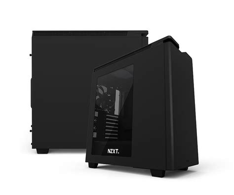 Nzxt H440 nzxt h440 mid tower white black 2015 edition ca h442w