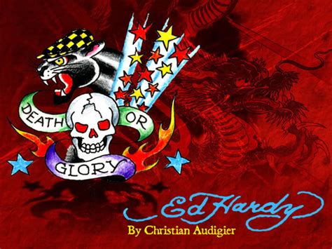 download ed hardy tattoos wallpapers to your cell ed hardy pictures wallpapers 20 wallpapers adorable