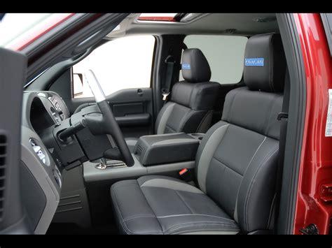 2008 cragar ford f150 by performance west interior