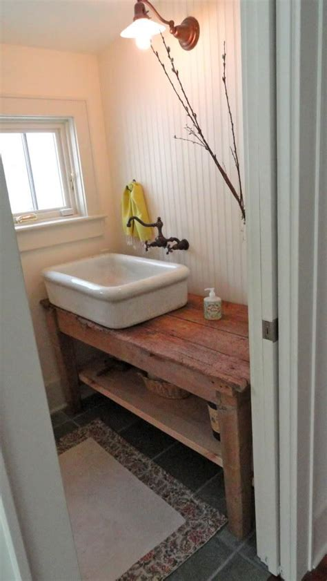 powder room table 25 best ideas about rustic powder room on
