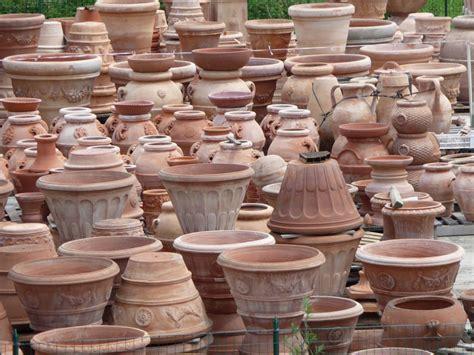 vaso di terracotta prezzo gardenflora trio terrecotte vasi da giardino e