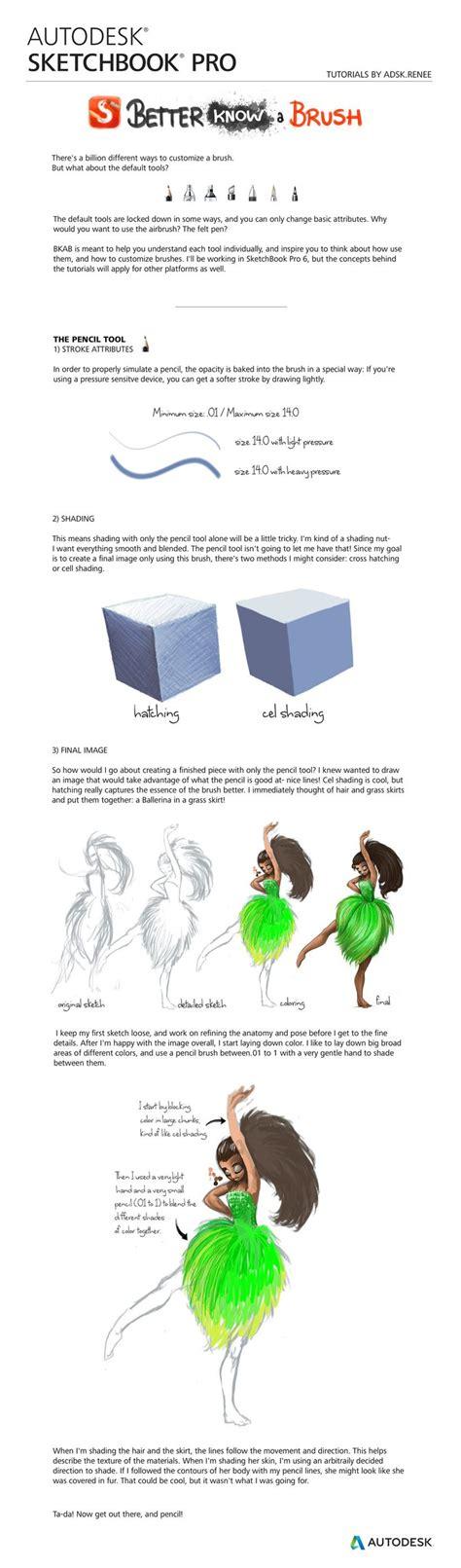 tutorial sketchbook express 25 best ideas about sketchbook pro on www