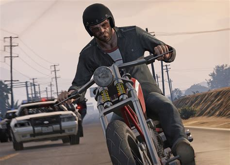 Motorrad Online Game by Grand Theft Auto V Review Stubborn Sexism Violence