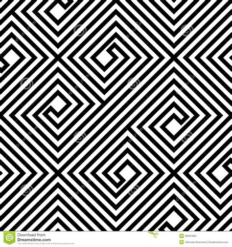greek zig zag pattern abstract black and white zigzag vector seamless pattern