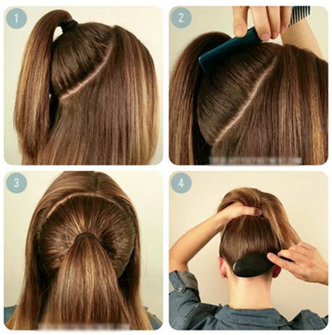 easy to do school hairstyles for hair easy hairstyles for hair for school
