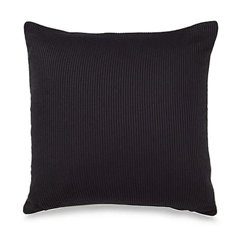 black bed pillows buy black pillows from bed bath beyond